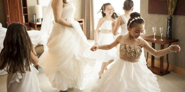 DC Wedding - Twirl