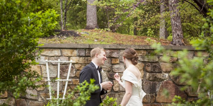 Rainy Day - Maryland Manor Wedding