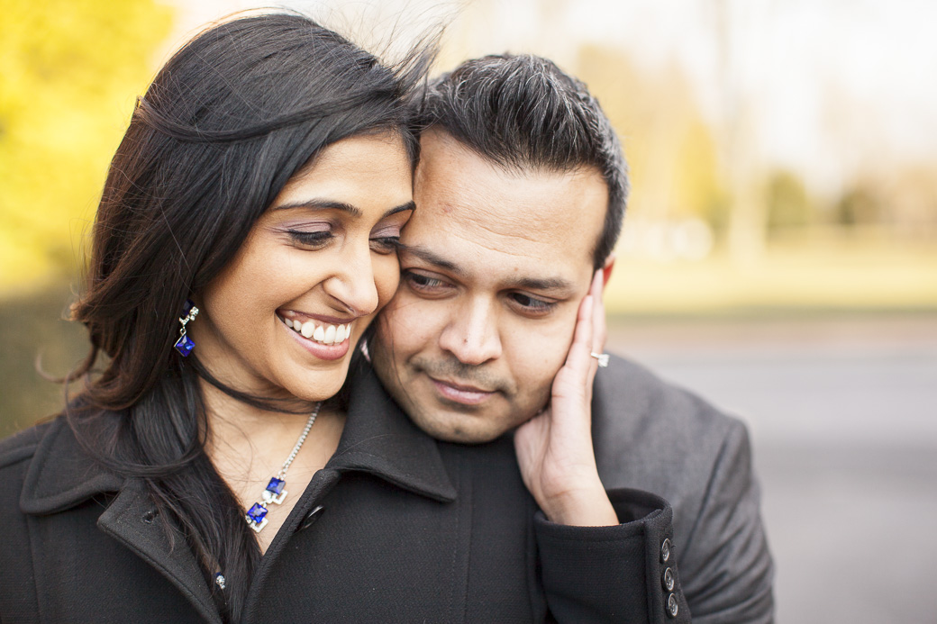 Rakesh proposes to Shruti in Gaithersburg, MD January 24, 2014.