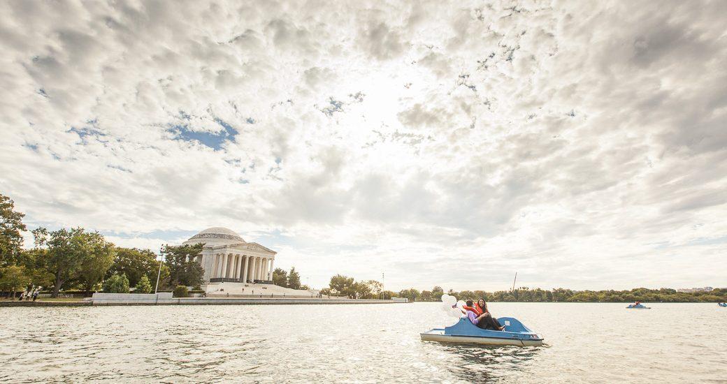tidal basin paddleboat proposal