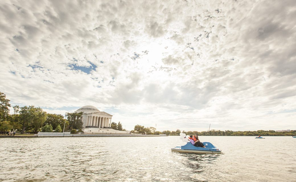 tidal basin paddleboat proposal