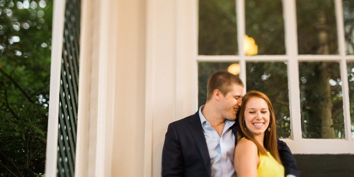 elegant vintage inspired proposal washington dc