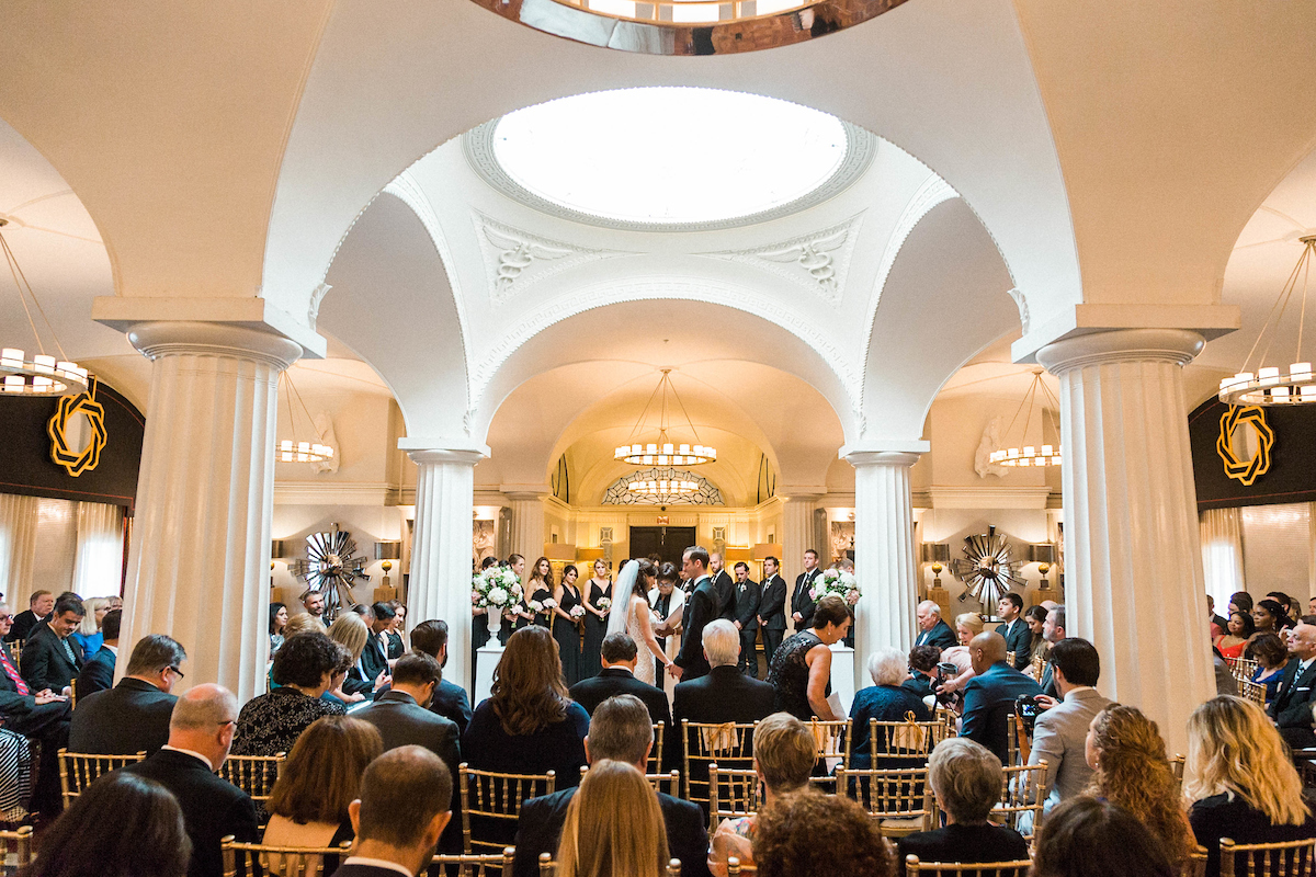 The wedding of Maria Vera and Stephen Whelan at the Hotel Monaco in Washington, DC September 10, 2016.