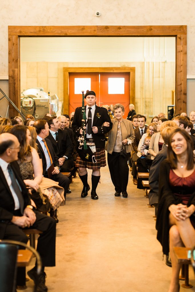 bagpiper bagpipes scottish tradition wedding