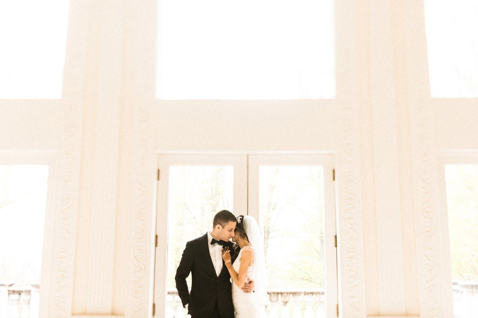The wedding of Jameel Kurabi and Karima El-Khatib at the Beacon Hill Manor in Leesburg, Virginia.
